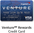 Credit Card - Captial One Venture