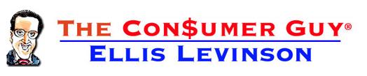 Ellis Levinson, Consumer guy